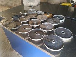Robot Coupe discs ES2, ES14, EMSD1038