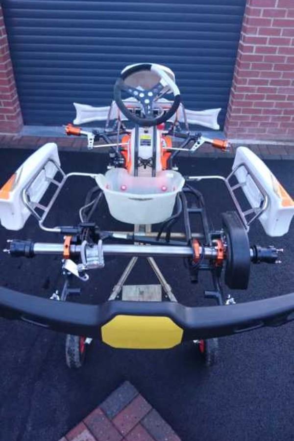 Buy Used Robert Kubica Birel Art chassis
