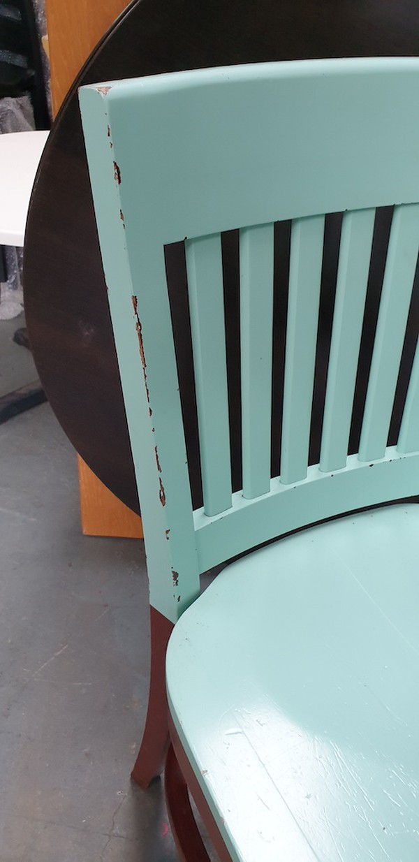 Used  Jailhouse Chairs