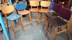 High Bar Stool Chairs
