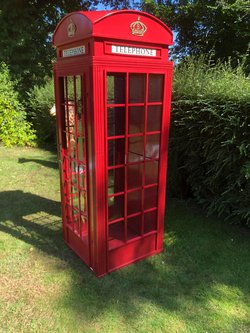 Telephone Box Prop for sale