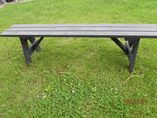 Handmade Outdoor Benches