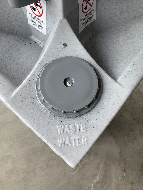 Waste Water station