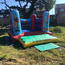 secondhand bouncy castle for sale