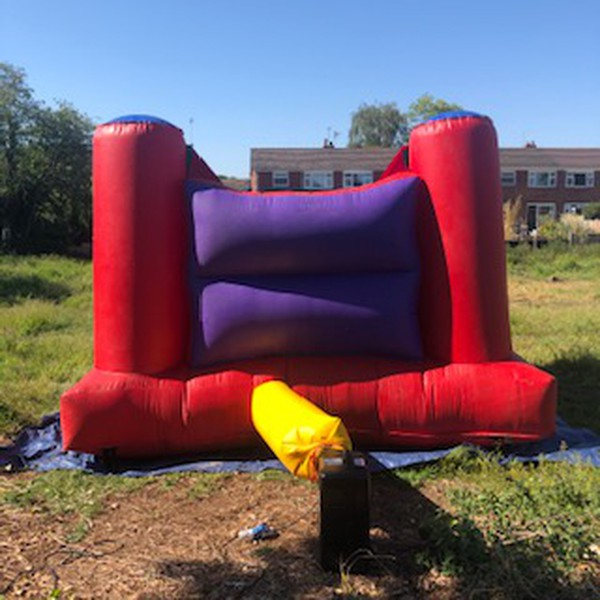 Open Top Children's Bouncy Castle 12ft x12ft