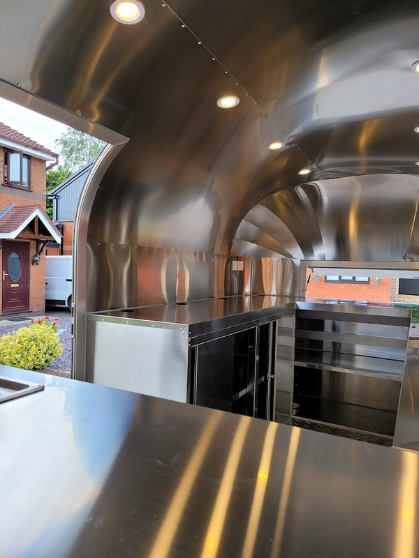 Buy Airstream Mobile Catering Trailers