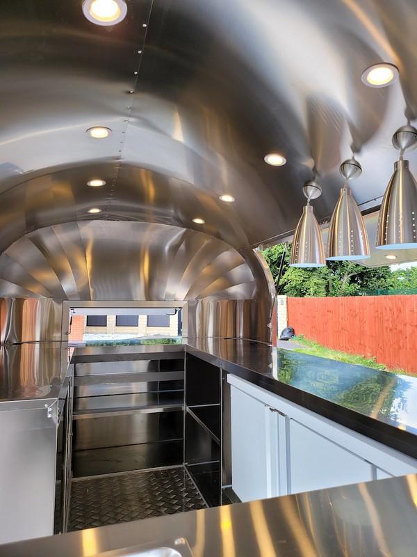 Airstream Catering Trailer