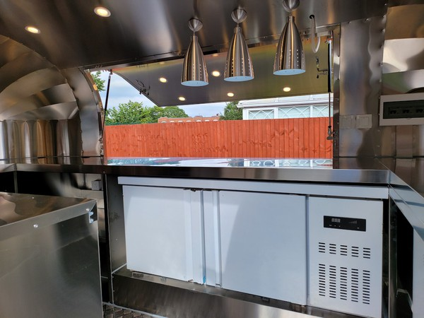 Airstream Mobile Catering Trailers