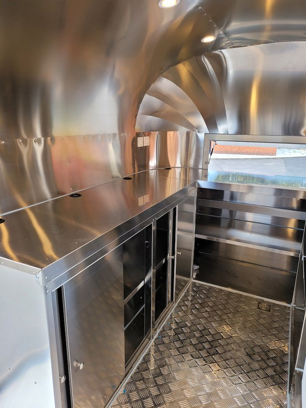 Airstream Catering Trailers for sale