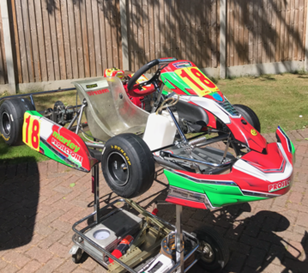 Cadet rolling chassis