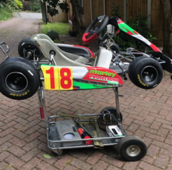Project One Cadet Kart for sale