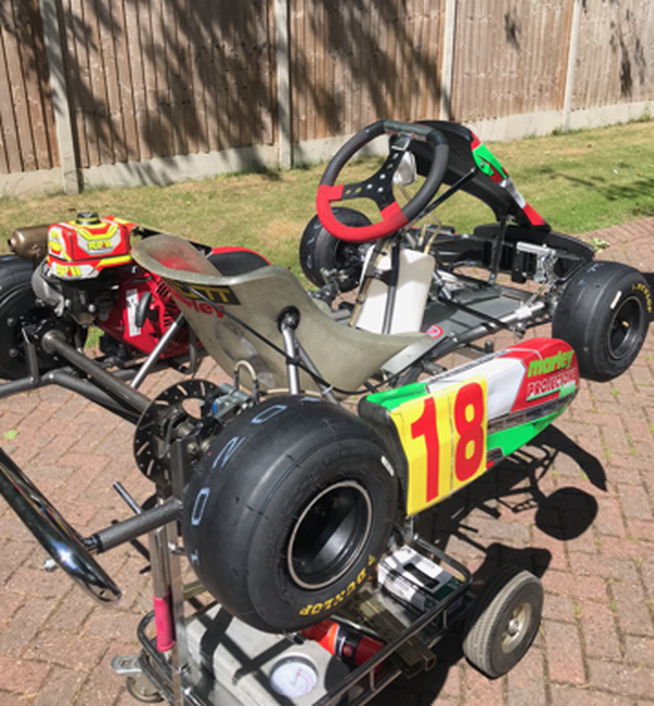 Secondhand Honda Cadet Kart