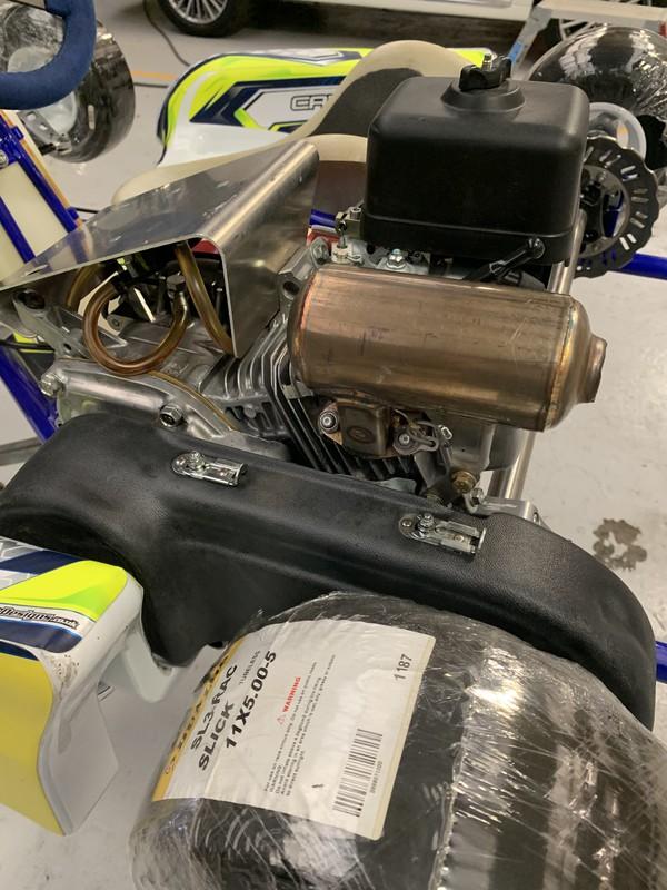 Dunlop slick SL3 RAC 11x5.00-5 Tyres