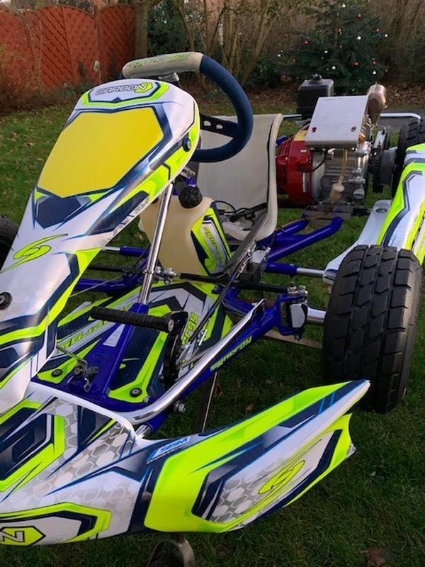 Honda Cadet Kart for sale