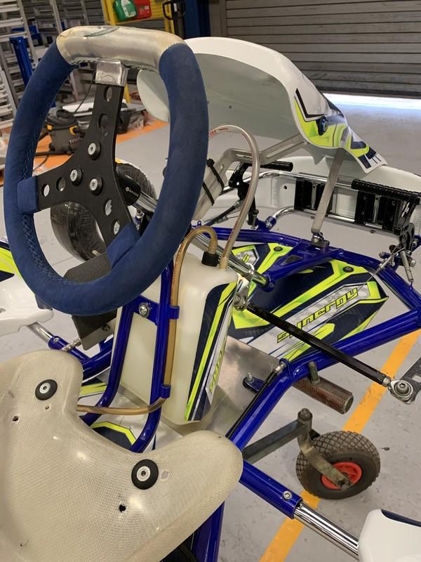 Kart for sale - Honda Cadet 8-13 year old
