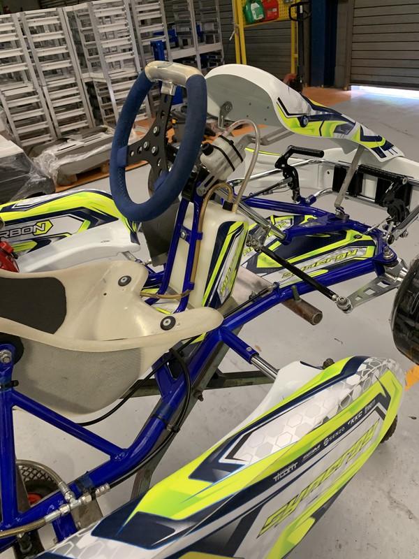 Synergy Platinum Honda Cadet