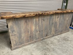 10 ft Mobile Bar Counter
