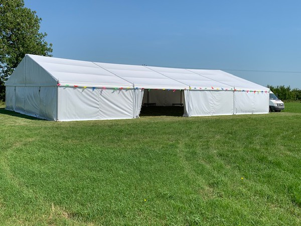 12m x 20m Marquee for sale