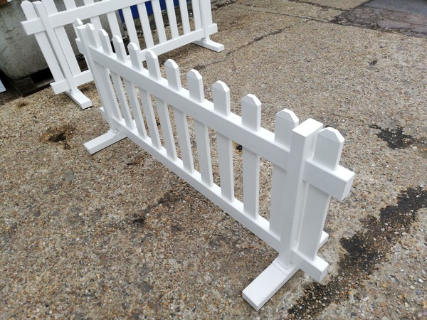 second hand picket fence