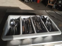 Stainless Steel Tableware Job Lot