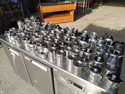 secondhand stainless steel tableware