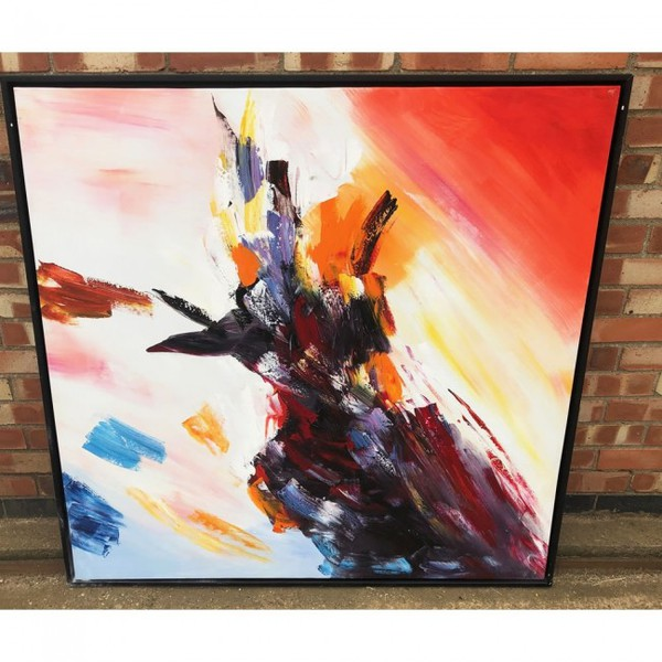 mixed canvas paintings for sale