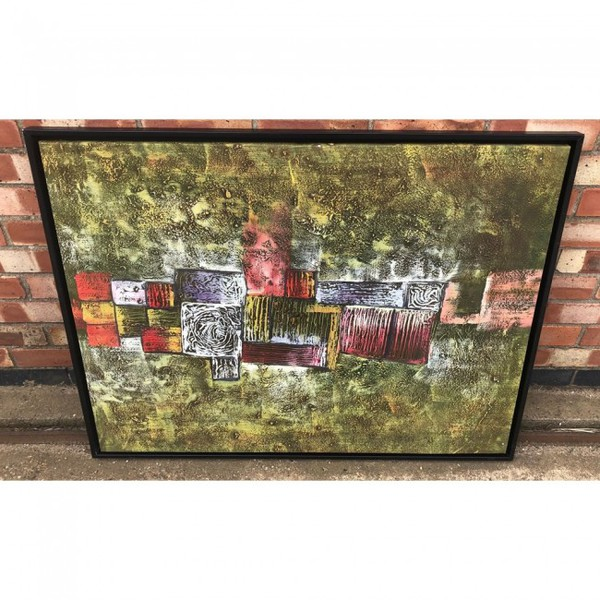 buy secondhand canvas paintings