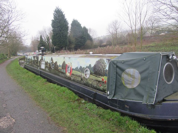 57ft narrowboats for sale