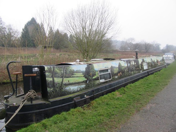 Bess 57 Foot 2007 Liverpool Build Narrow Boat