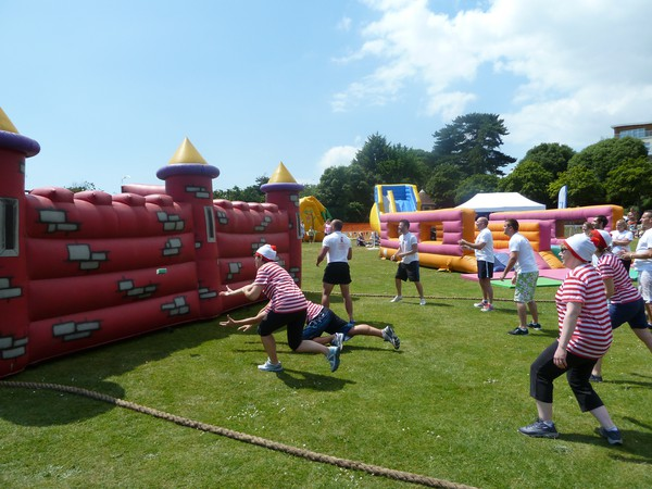 buy It's-a-Knockout inflatable