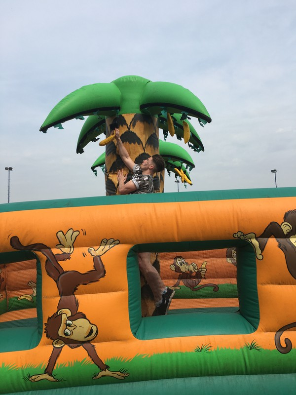inflatable obstacle courses for sale