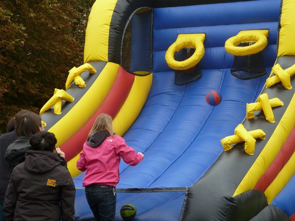Inflatable outside games for sale