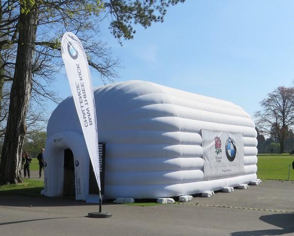 Inflatable Simulator / Cinema