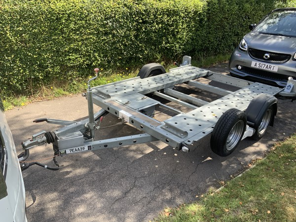 Smart car trailer for sale