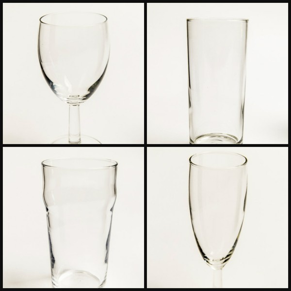 Pub glasses / Outside Catering