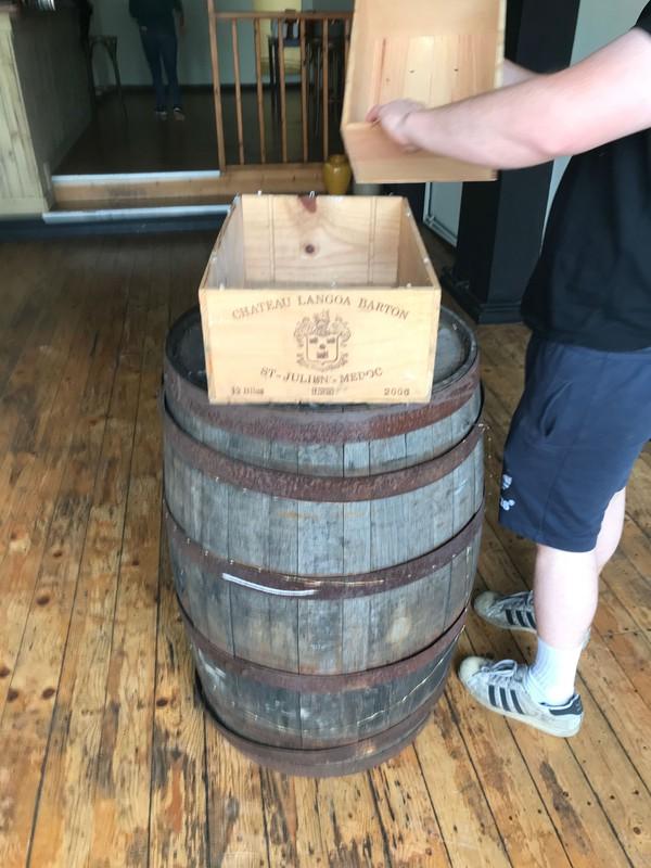 Vintage bar barrel for sale