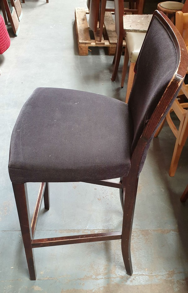 For sale high bar chairs