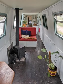 70ft Steel Narrowboat