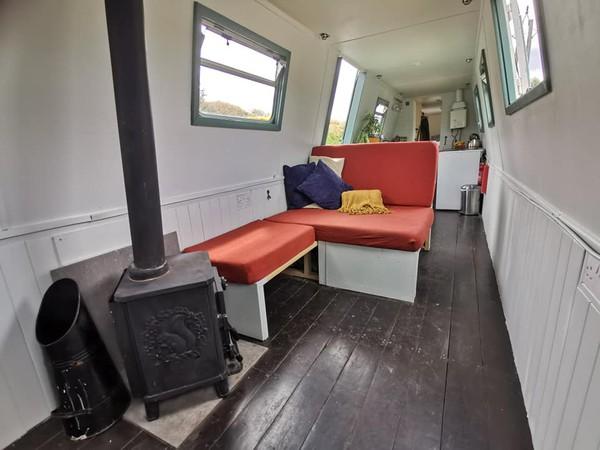 liveaboard 70ft narrowboat