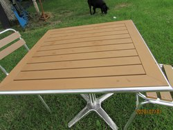 secondhand Outdoor Cafe Tables for sale