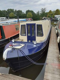 50 ft Narrow Boat