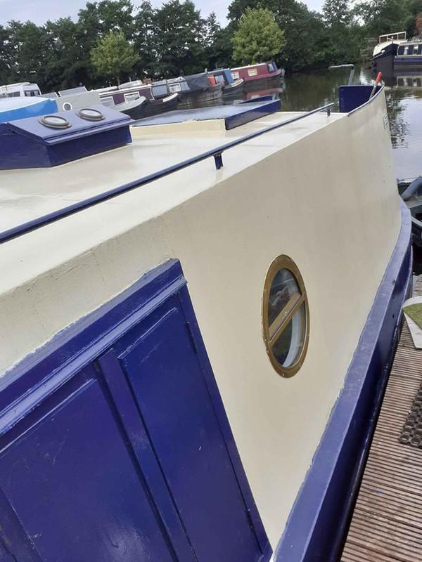 refurbished narrowboats for sale