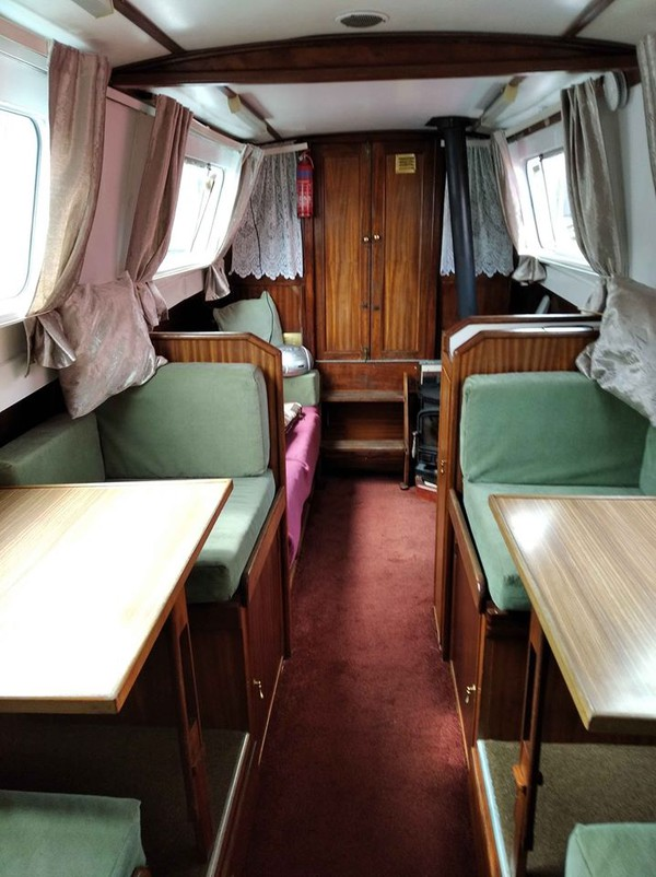 second hand narrow boats for sale