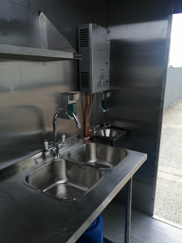 catering trailers for sale private