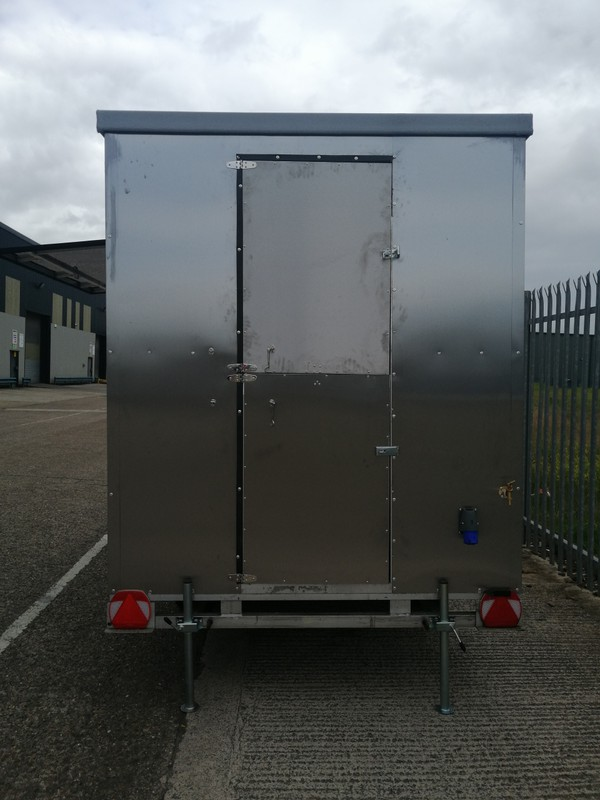 new catering trailers for sale
