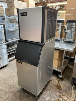 Ice-O-Matic 254kg Modular Ice Machine with Storage Bin