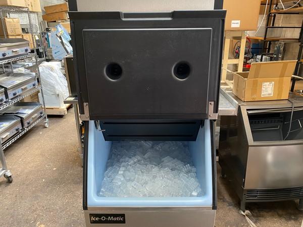 Ice-O-Matic ICE0525H 254kg Modular Ice Machine with Storage Bin