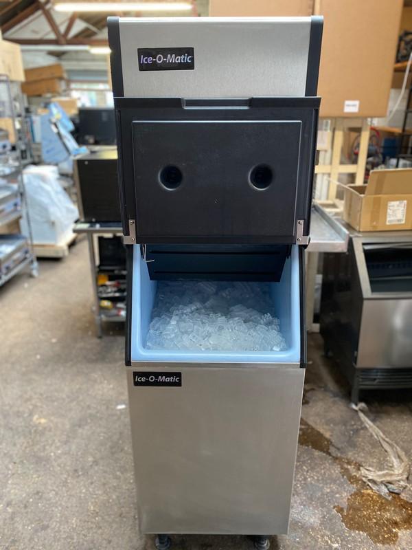 Selling Ice-O-Matic 254kg Modular Ice Machine with Storage Bin