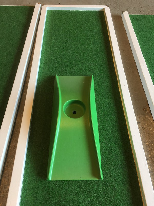 Buy Secondhand Mobile 9 Hole Crazy Golf Activity