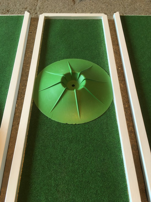 Buy Used Mobile 9 Hole Crazy Golf Activity